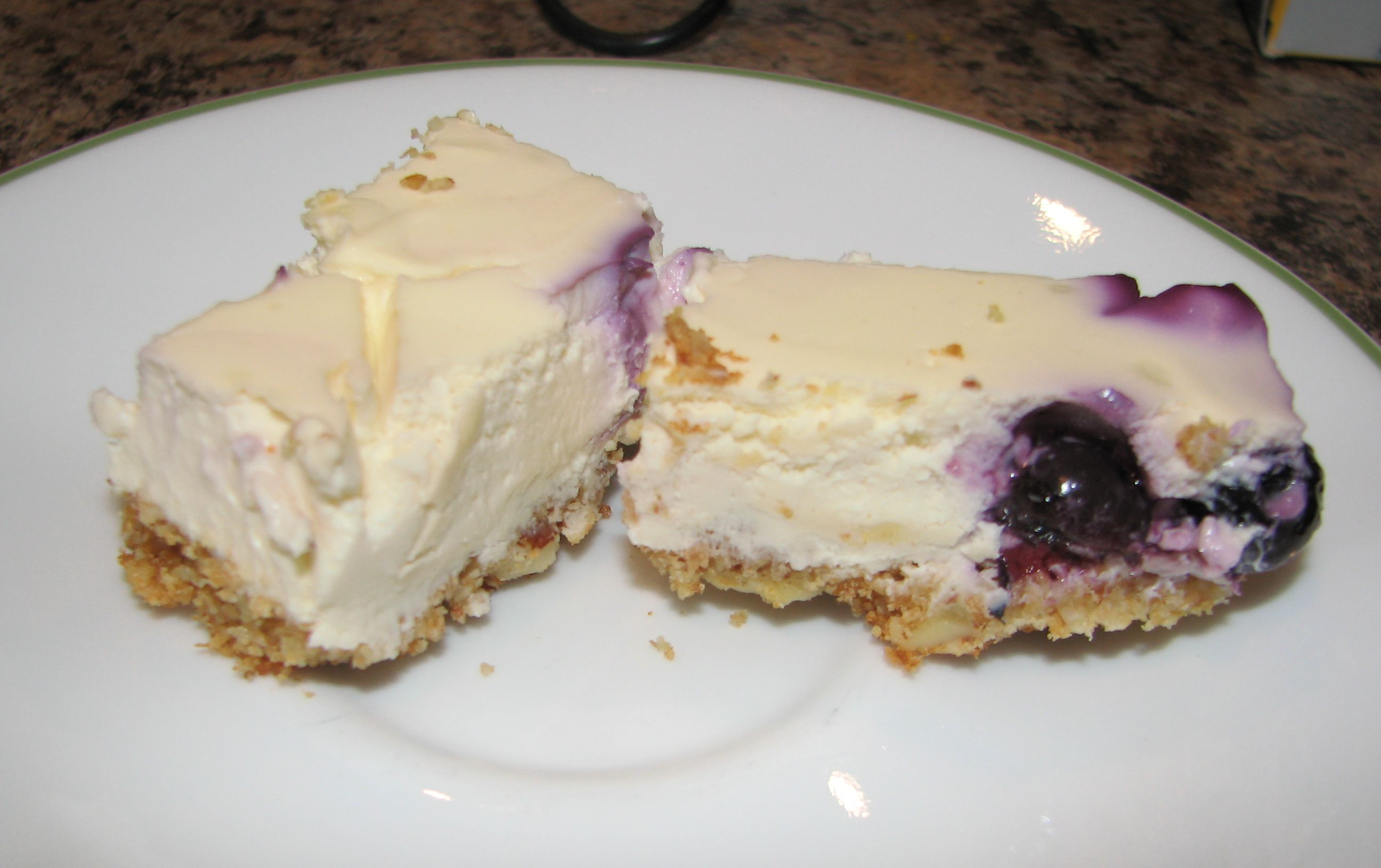 Atkins Low Carb Cake Recipes: Low Carb Blueberry Cheesecake Bars « Atkins Diet Geek Blog